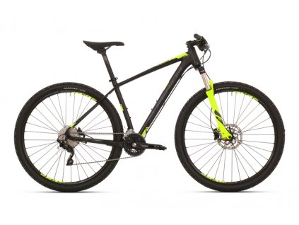 Horské kolo SuperiorXC 889 Matte Black/Dark Grey/Neon Yellow mod.018