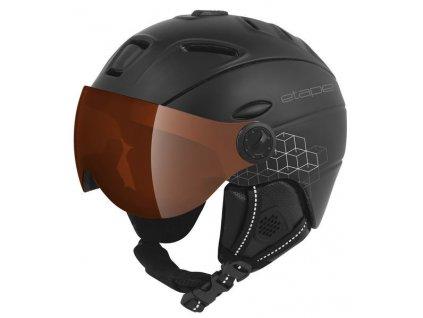 Pánská lyžařská helma Etape Comp Pro, černá mat