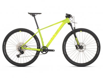 Pánské horské kolo Superior XP 909 Matte Lime/Neon Yellow 2021