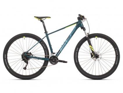 Pánské horské kolo Superior XC 859 Gloss Turquoise/Neon Yellow 2021