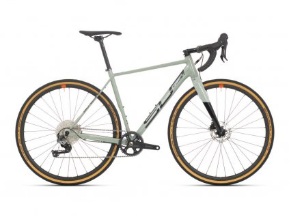 Krosové kolo Superior X-Road Elite Gloss Sand Grey/Black 2021
