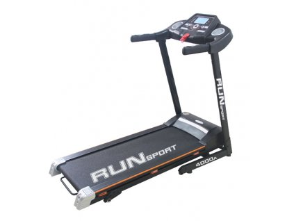 Běžecký pás s manuálním náklonem GB4000A-CRN
