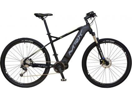 """MTB 29"""" E-Bike MRX eMerix  Altus 1x9 black/whit"""