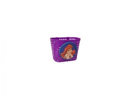 košík P na řid.dět.plast Disney Princes