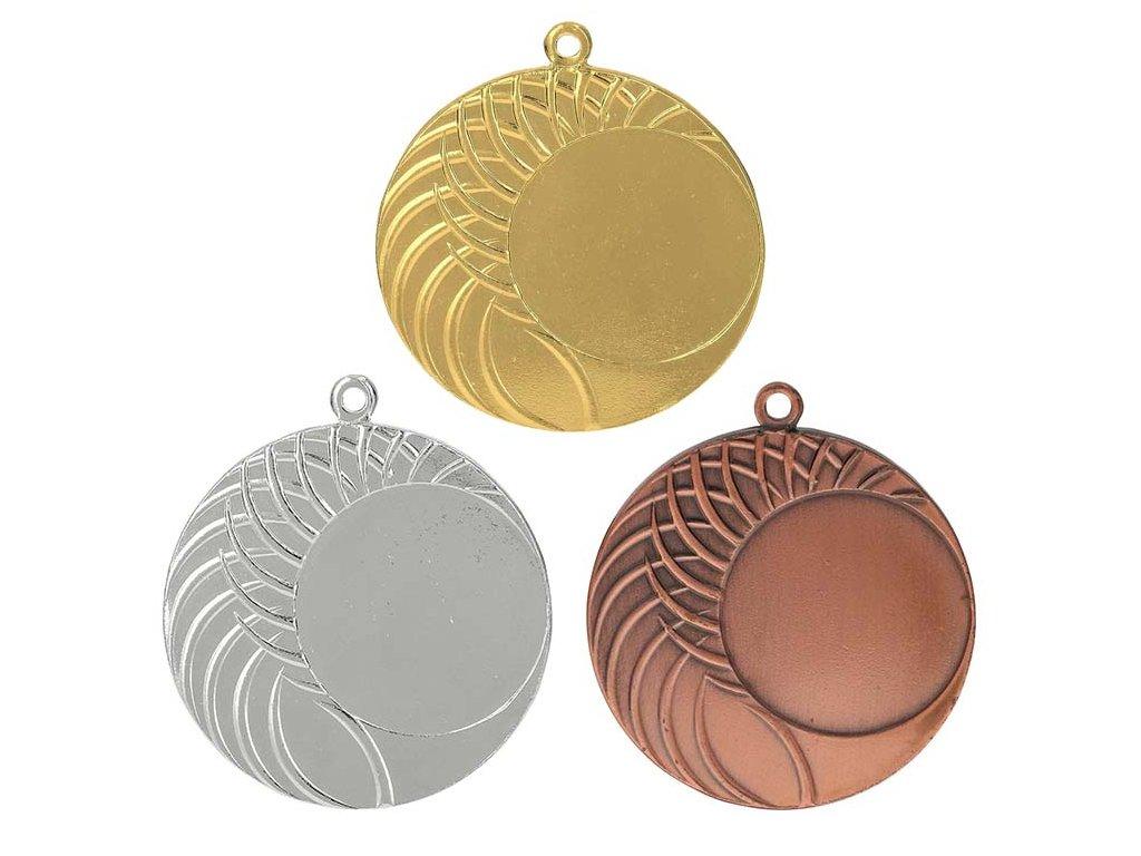 sportovni pohary 4j medaile MMC1040 sada