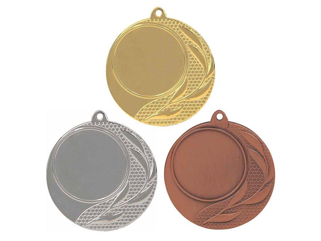 sportovni pohary 4j medaile MMC2540 sada
