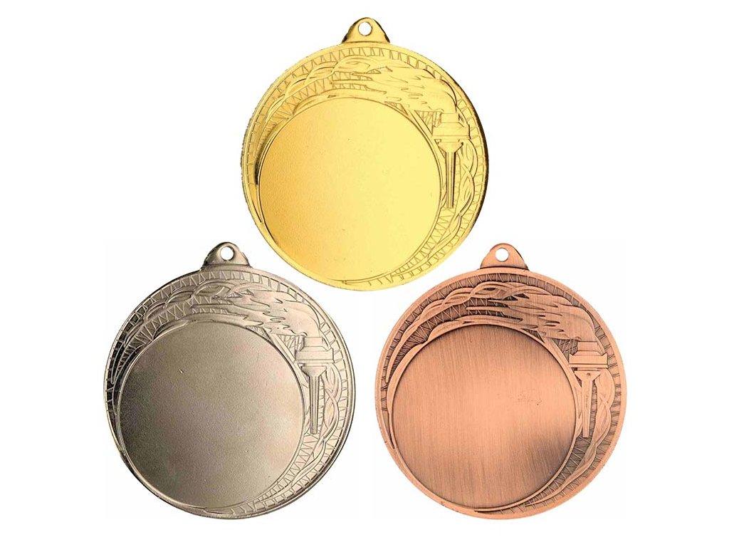 sportovni pohary 4j medaile MMC3078 sada