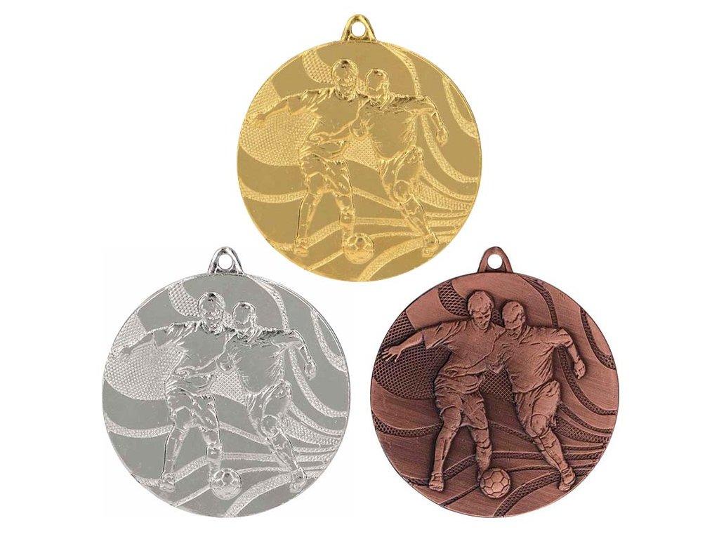 sportovni pohary doprodej medaile MMC3650 sada