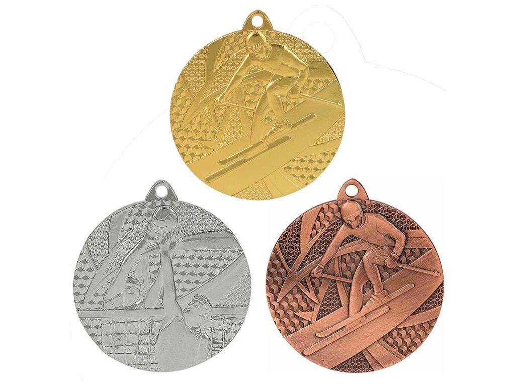 sportovni pohary 4j medaile MMC8150 sada