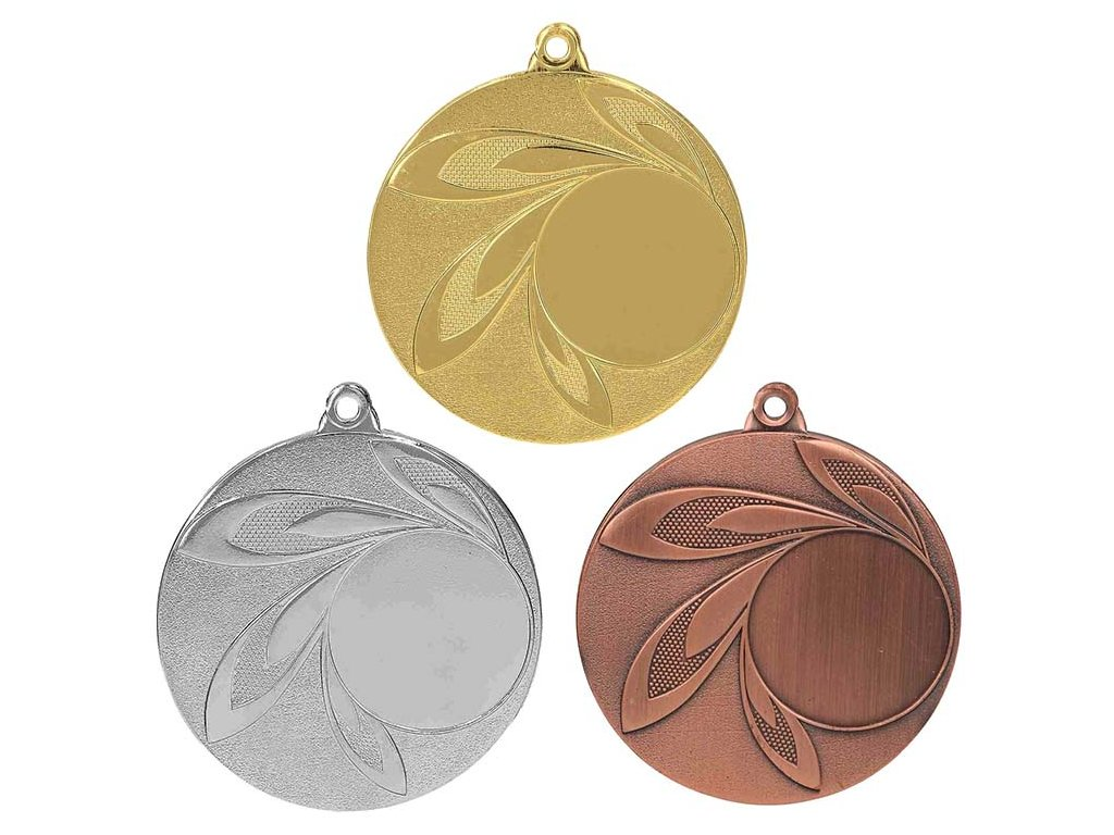 sportovni pohary 4j medaile MMC9850 sada