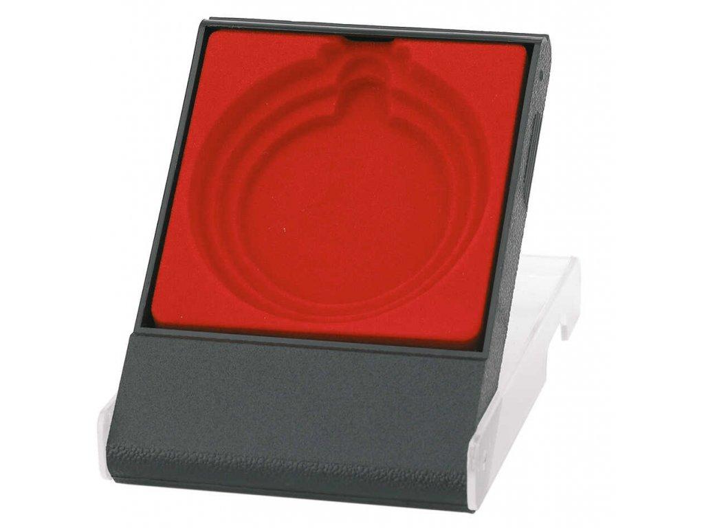 krabicka medaile 4j pohary b75 red