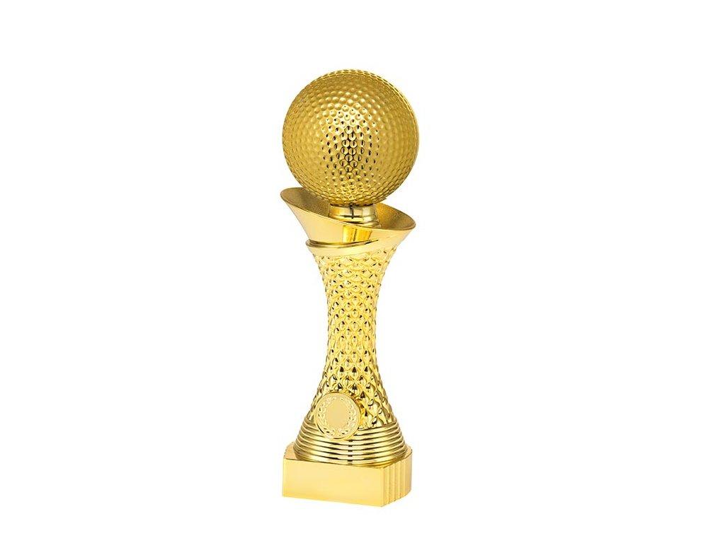 sportovni pohary 4j soska zlata golf