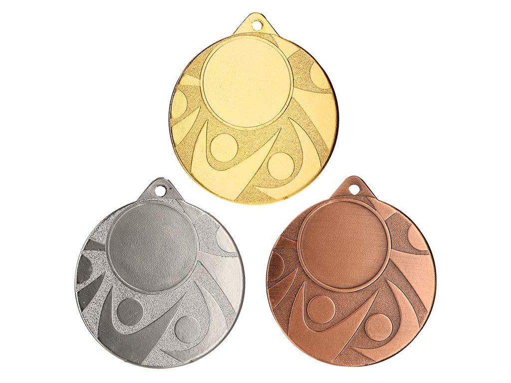 sportovni pohary 4j medaile univerzální MMC5850 sada