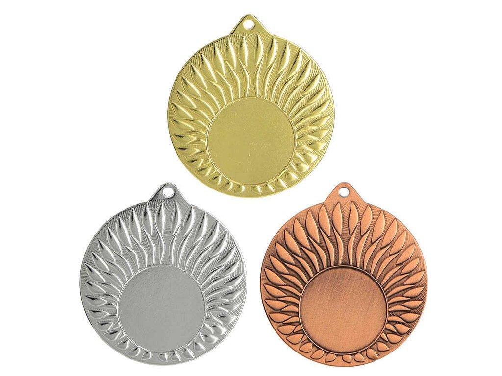 sportovni pohary 4j medaile mmc24050 sada