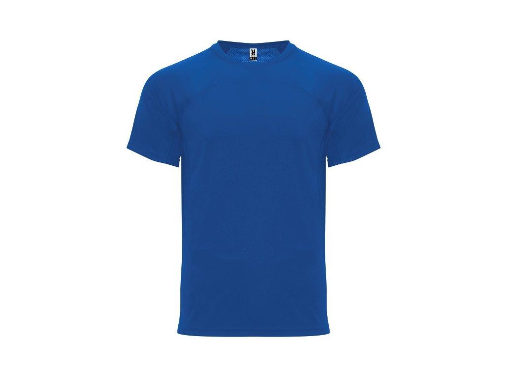 sportovni pohary 4j fotbalovy dres modrý LukaSport