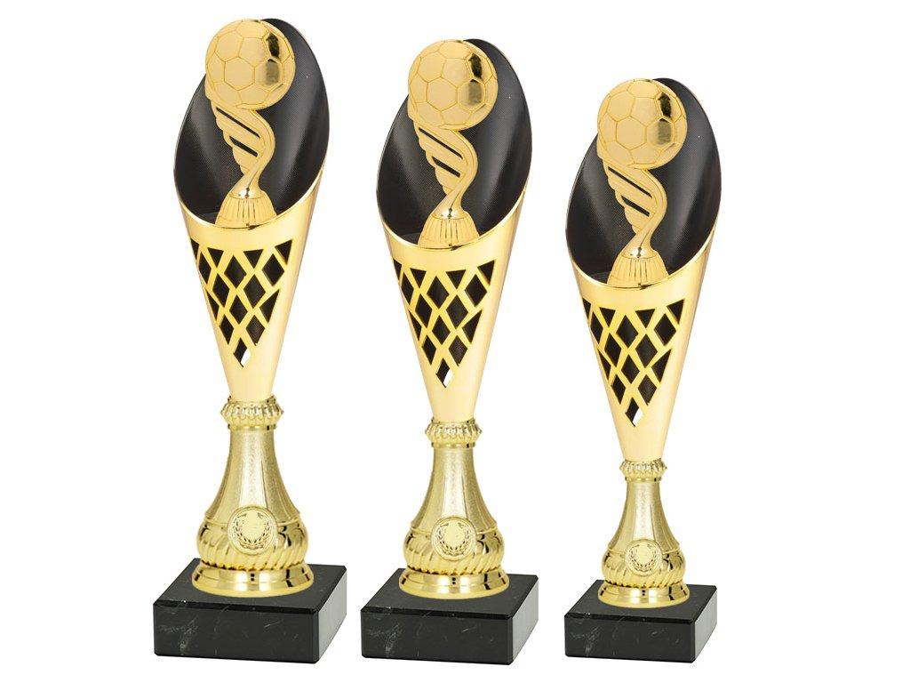sportovni pohar trofej CP301 fotbal mic sada
