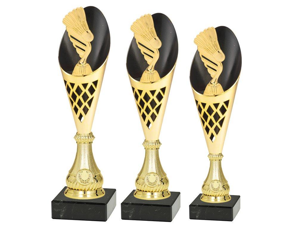 sportovni pohar trofej CP301 badminton sada