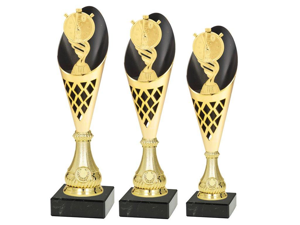 sportovni pohar trofej CP301 běh sada