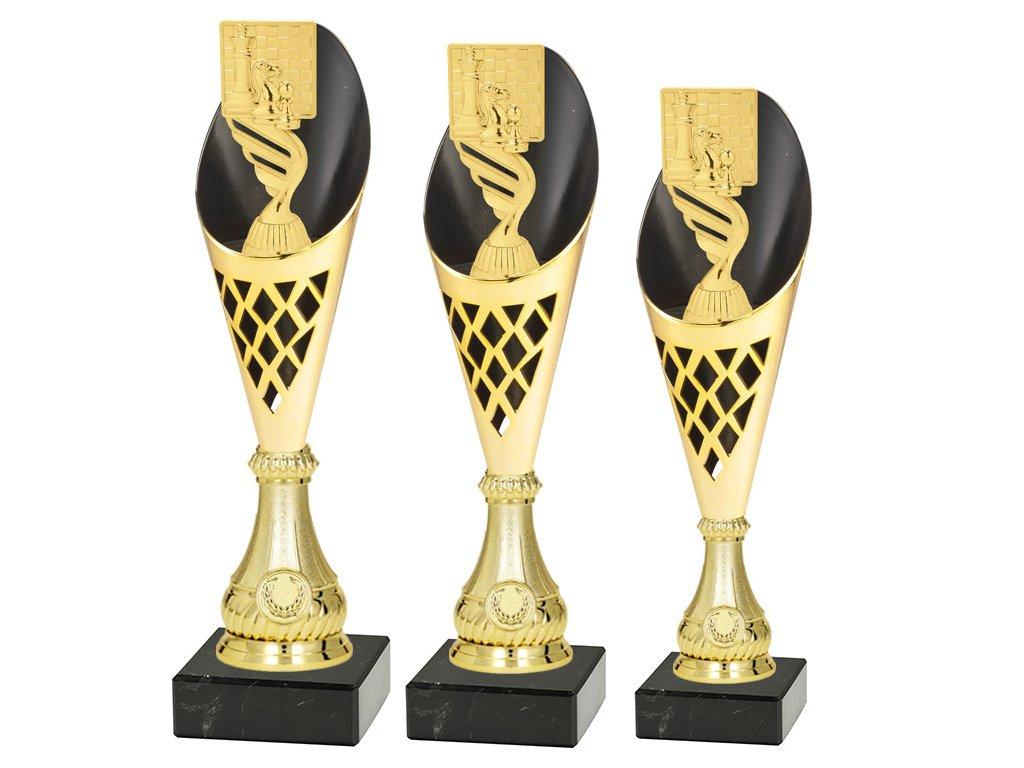 sportovni pohar trofej CP301 šachy sada