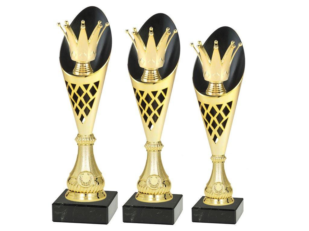 sportovni pohar trofej CP301 koruna detska sada