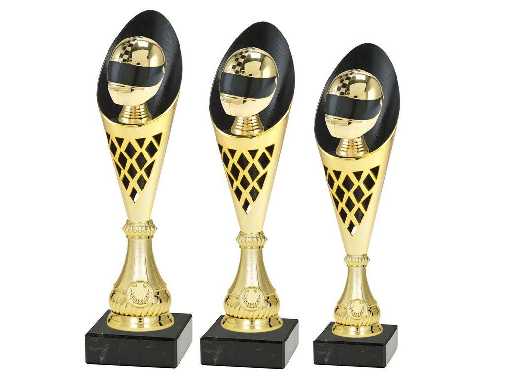 sportovni pohar trofej CP301 motokary moto zavodeni sada