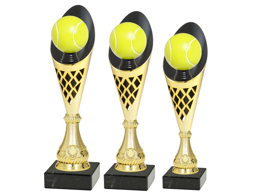 sportovni pohar trofej CP301 P502 multi mic tenis sada