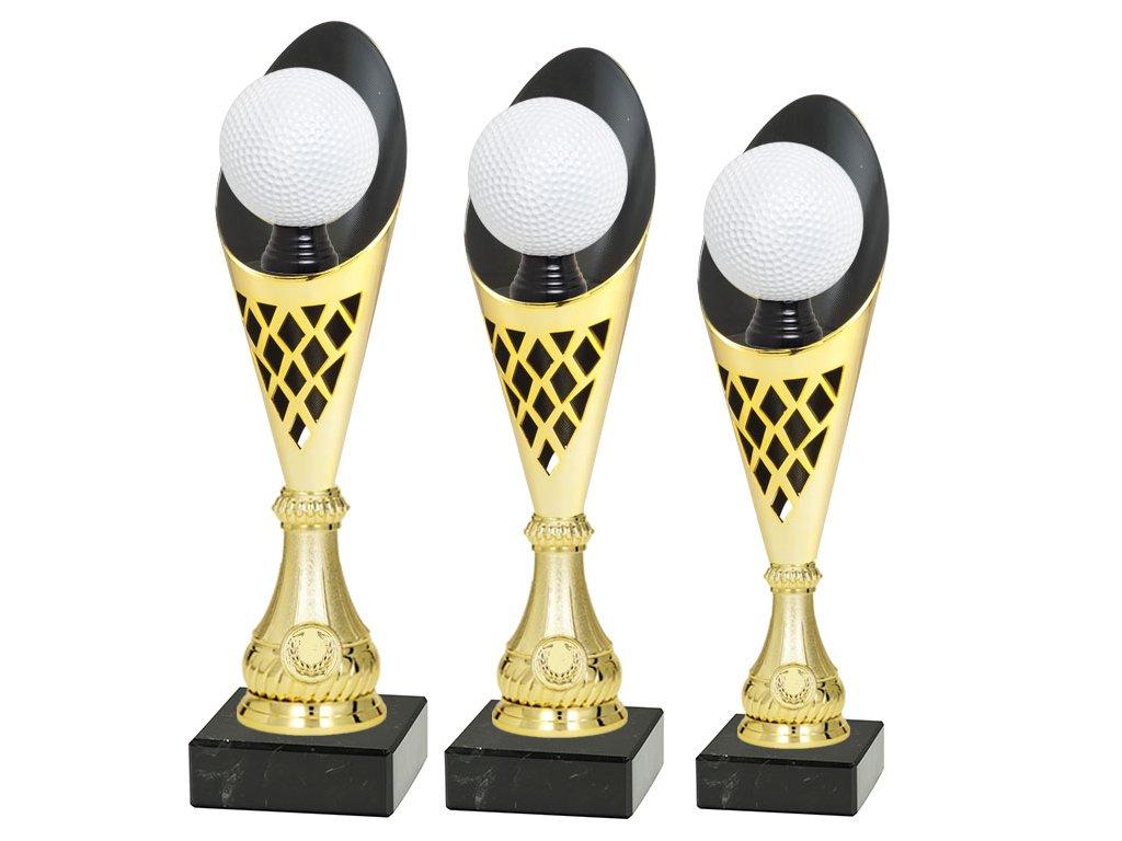 sportovni pohar trofej CP301 P503 multi mic golf sada
