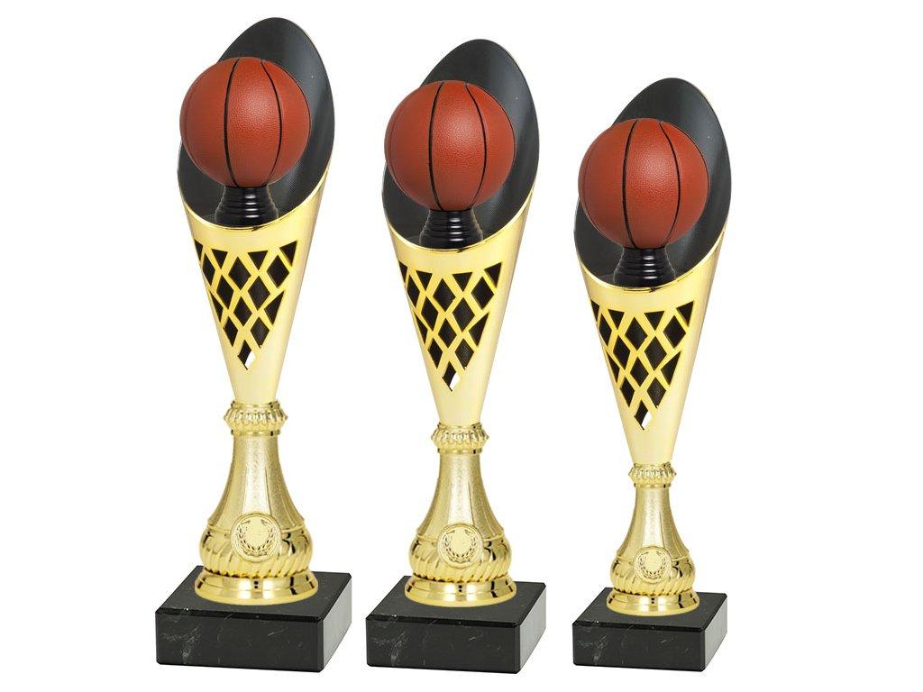 sportovni pohar trofej CP301 P505 multi mic basketbal sada