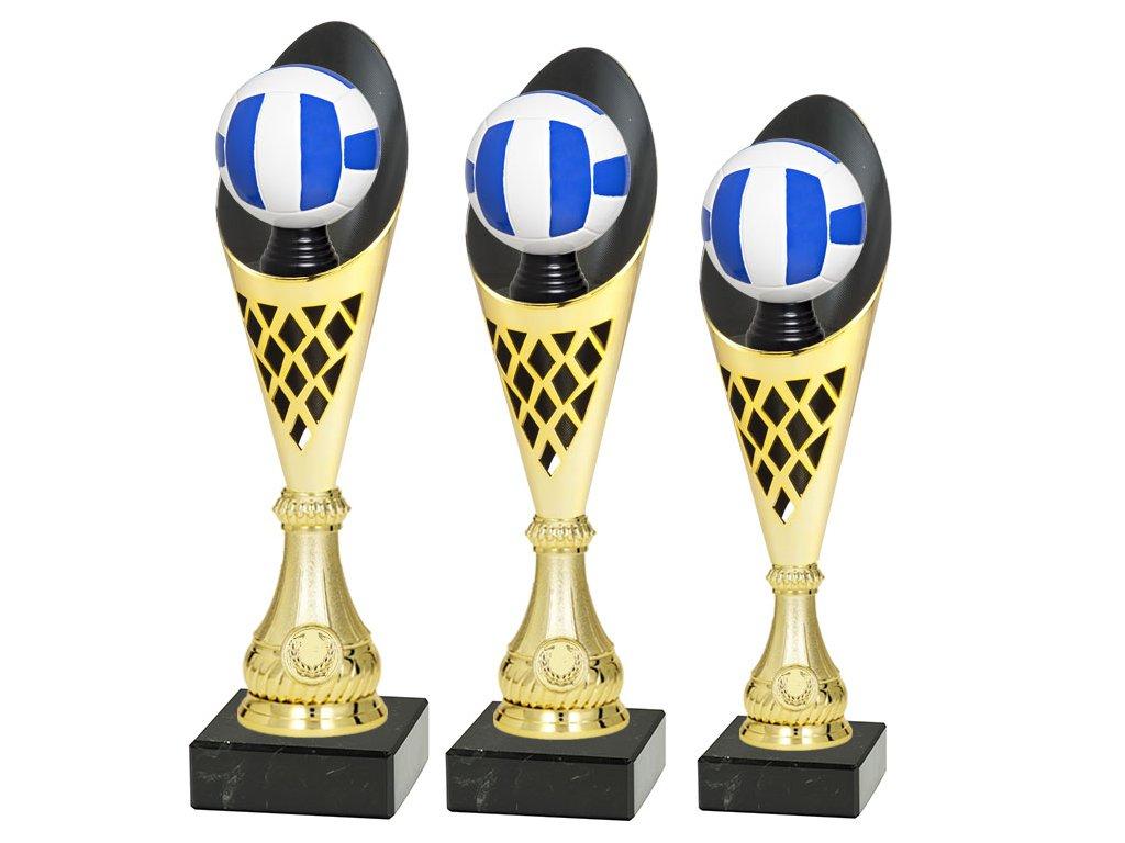 sportovni pohar trofej CP301 P506 multi mic volejbal sada