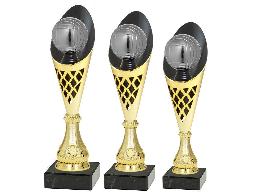 sportovni pohar trofej CP301 P509 multi mic petang sada