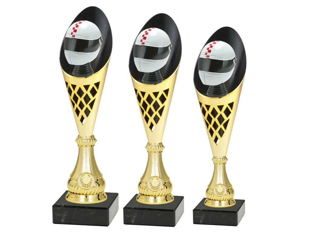 sportovni pohar trofej CP301 motokary moto zavodeni sada multi