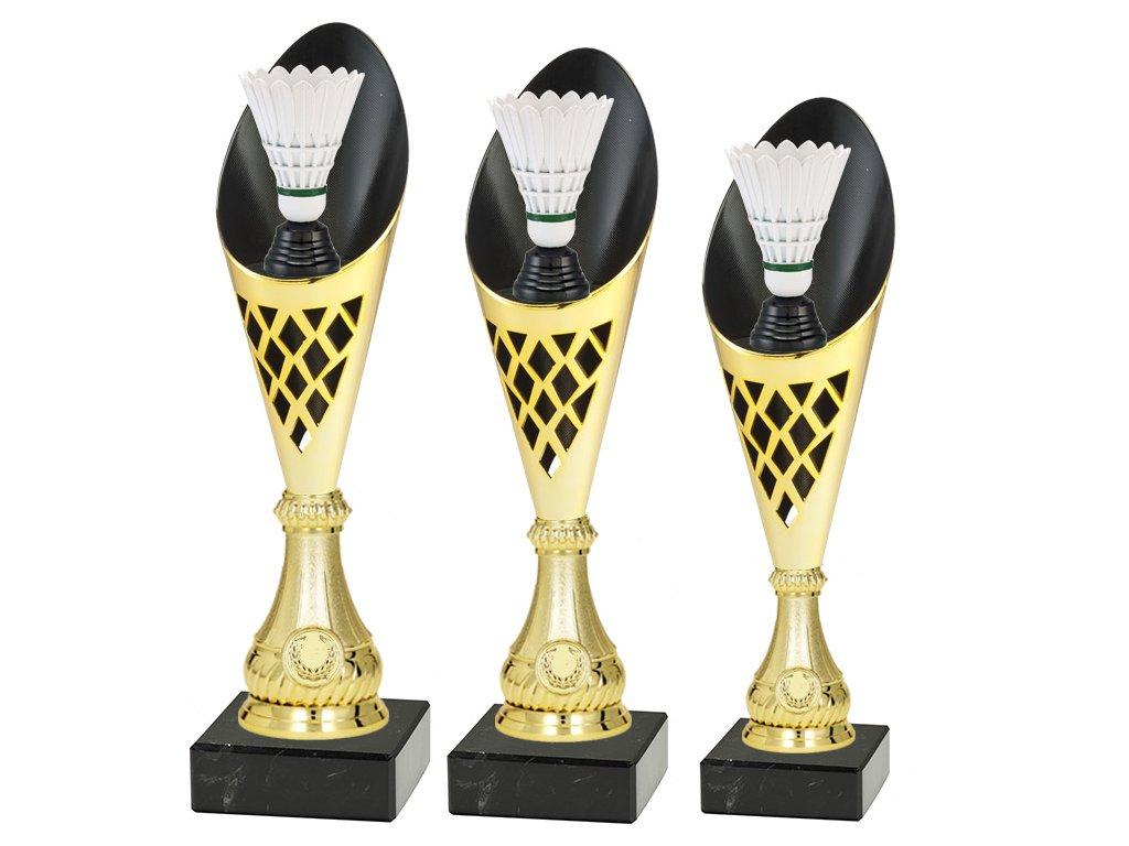 sportovni pohar trofej CP301 badminton mensi sada multi