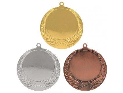 sportovni pohary 4j medaile MMC1170 sada
