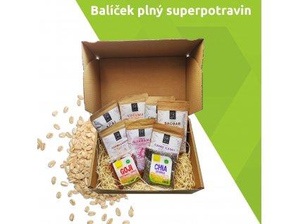 balicek plny superpotravin vegfit