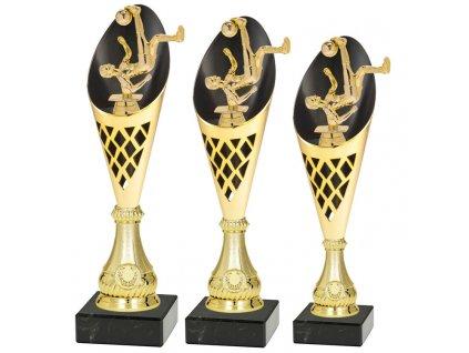 Sportovní pohár FOTBALISTA - CP310 (Výška poháru Pohár FOTBAL C - výška 36,5cm)