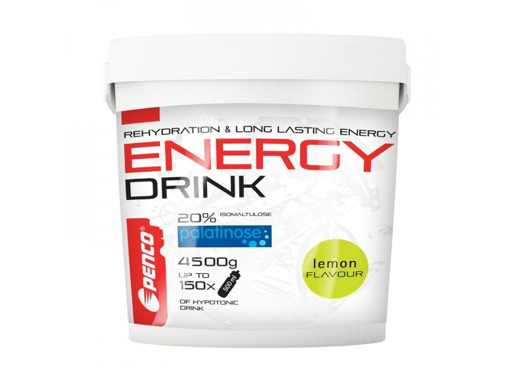 PENCO Iontový nápoj ENERGY DRINK 900g Citron