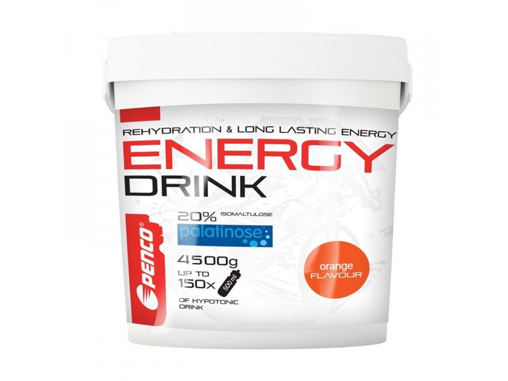 PENCO Iontový nápoj ENERGY DRINK 900g Pomeranč