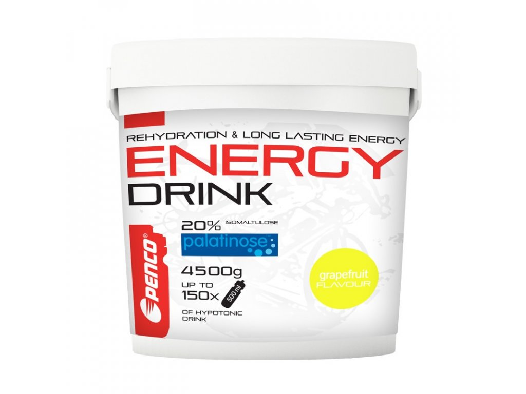 PENCO Iontový nápoj ENERGY DRINK 900g Grapefruit