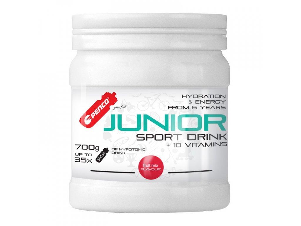PENCO Iontový nápoj pro děti JUNIOR SPORT DRINK 700g Fruit Mix