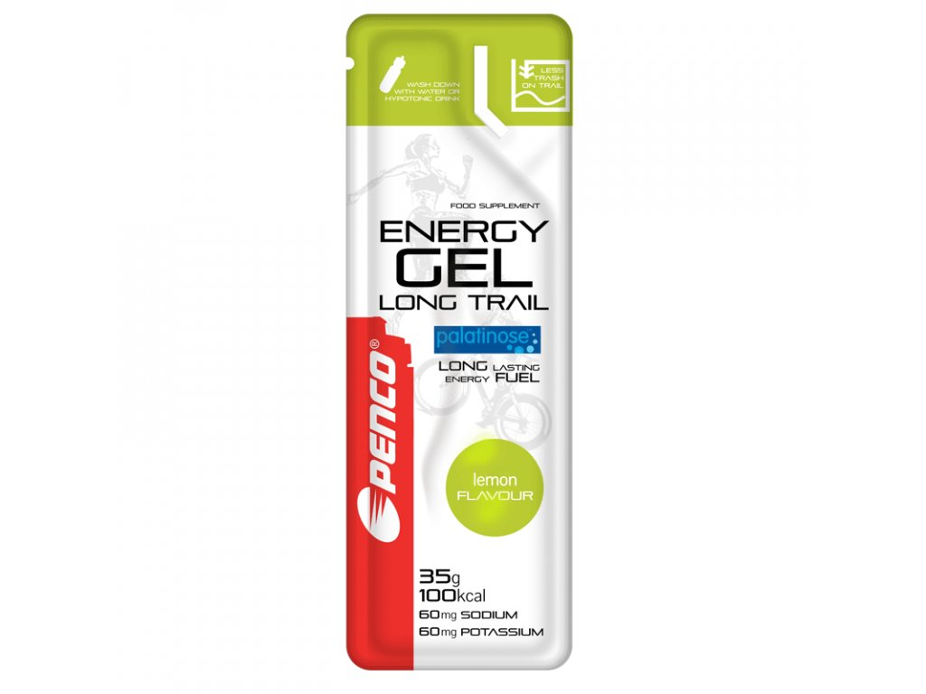 PENCO Penco ENERGY GEL LONG TRAIL 35g Citron