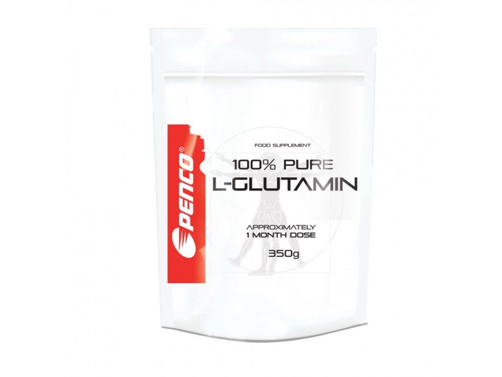 PENCO L-GLUTAMIN 100% PURE 350g