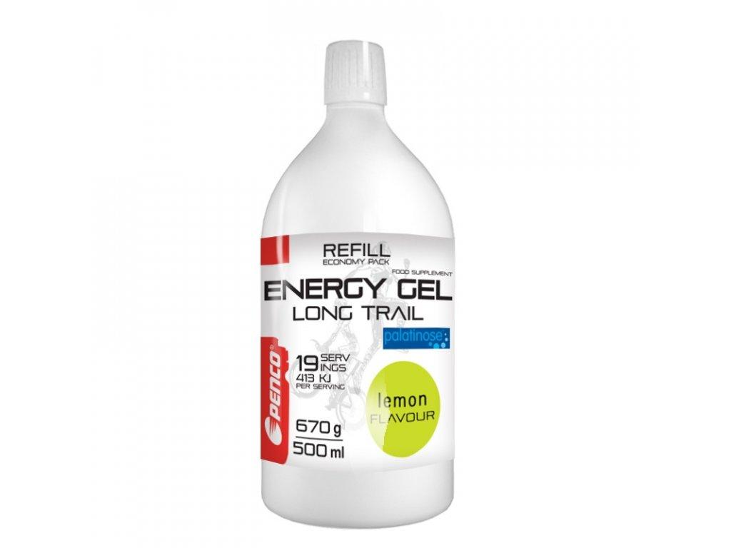 PENCO Energetický gel LONG TRAIL REFILL Citron