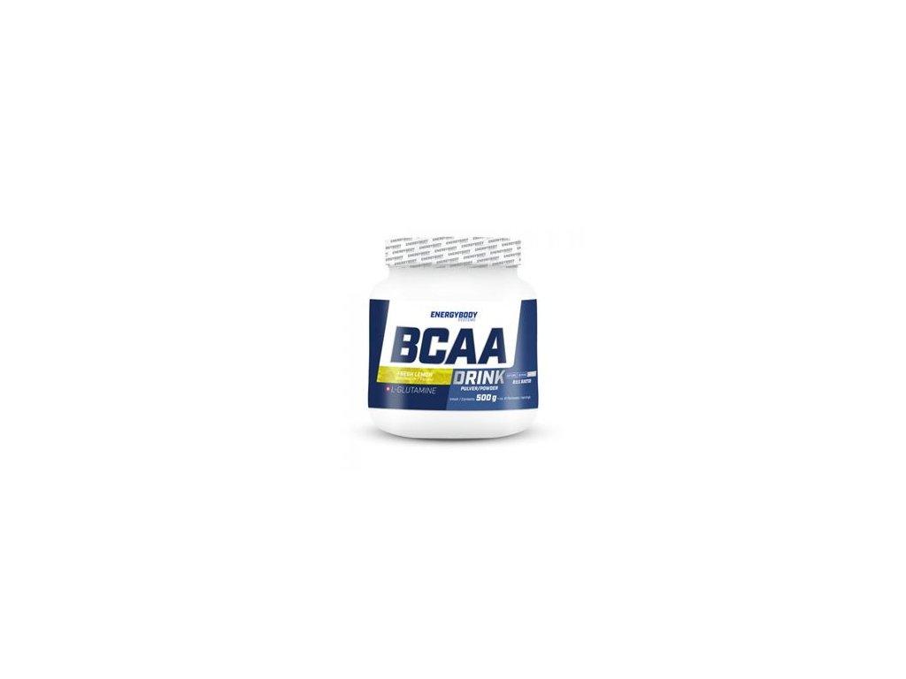 BCAA Drink 500g citron