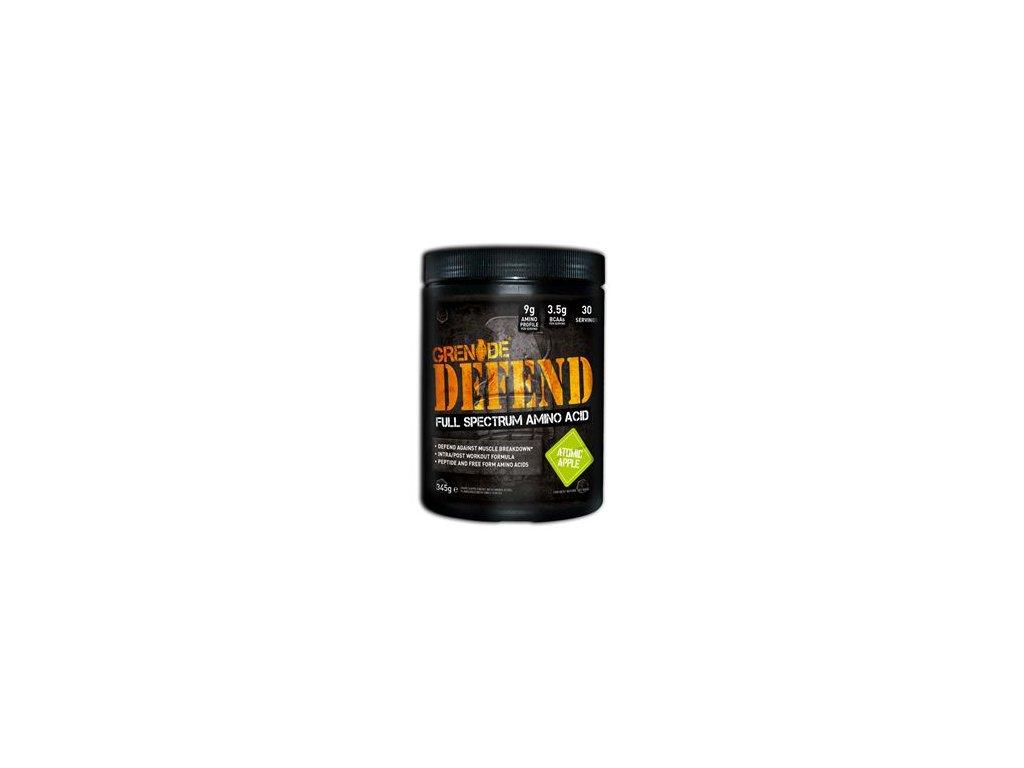 Defend BCAA 390g zelené jablko