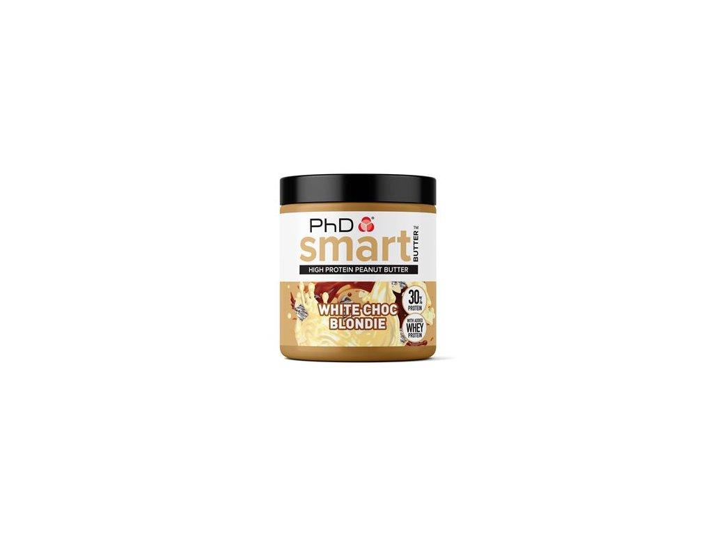 Smart Peanut Butter 250g White Choc Blondie