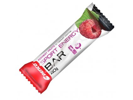 PENCO SPORT ENERGY BAR BOX 20ks Lesní plody v jogurtu