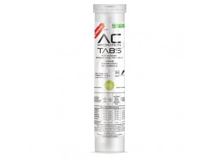 PENCO Rozpustné tablety s elektrolyty AC HYDRATION TABS Citron