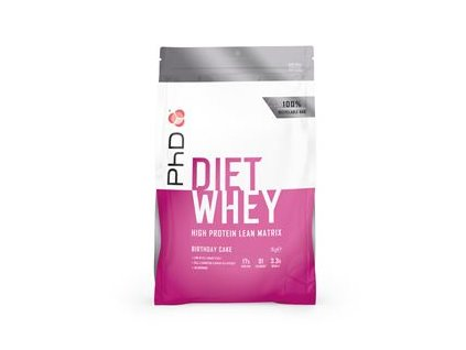 Diet Whey 1kg birthday cake