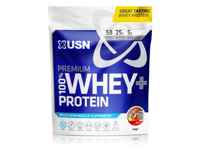 USN 100% Premium Whey Bag 2kg