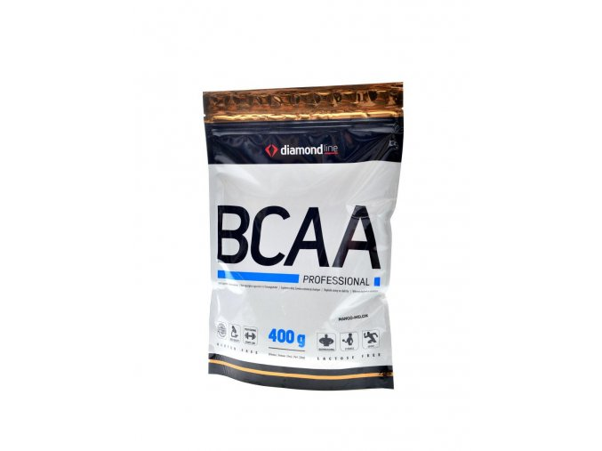 Diamond line BCAA professional 400 g - mango-meloun
